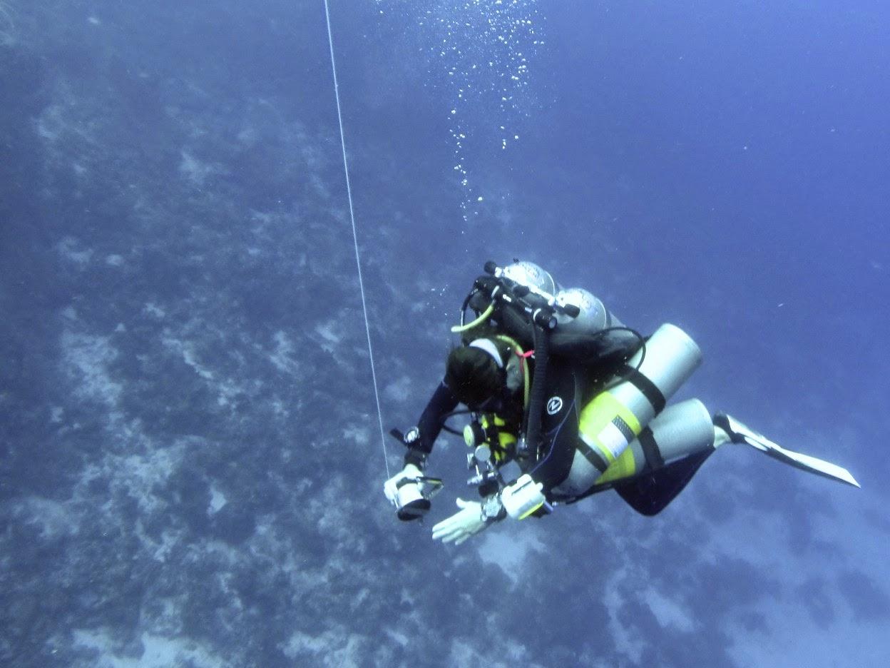 trimix diving costa rica