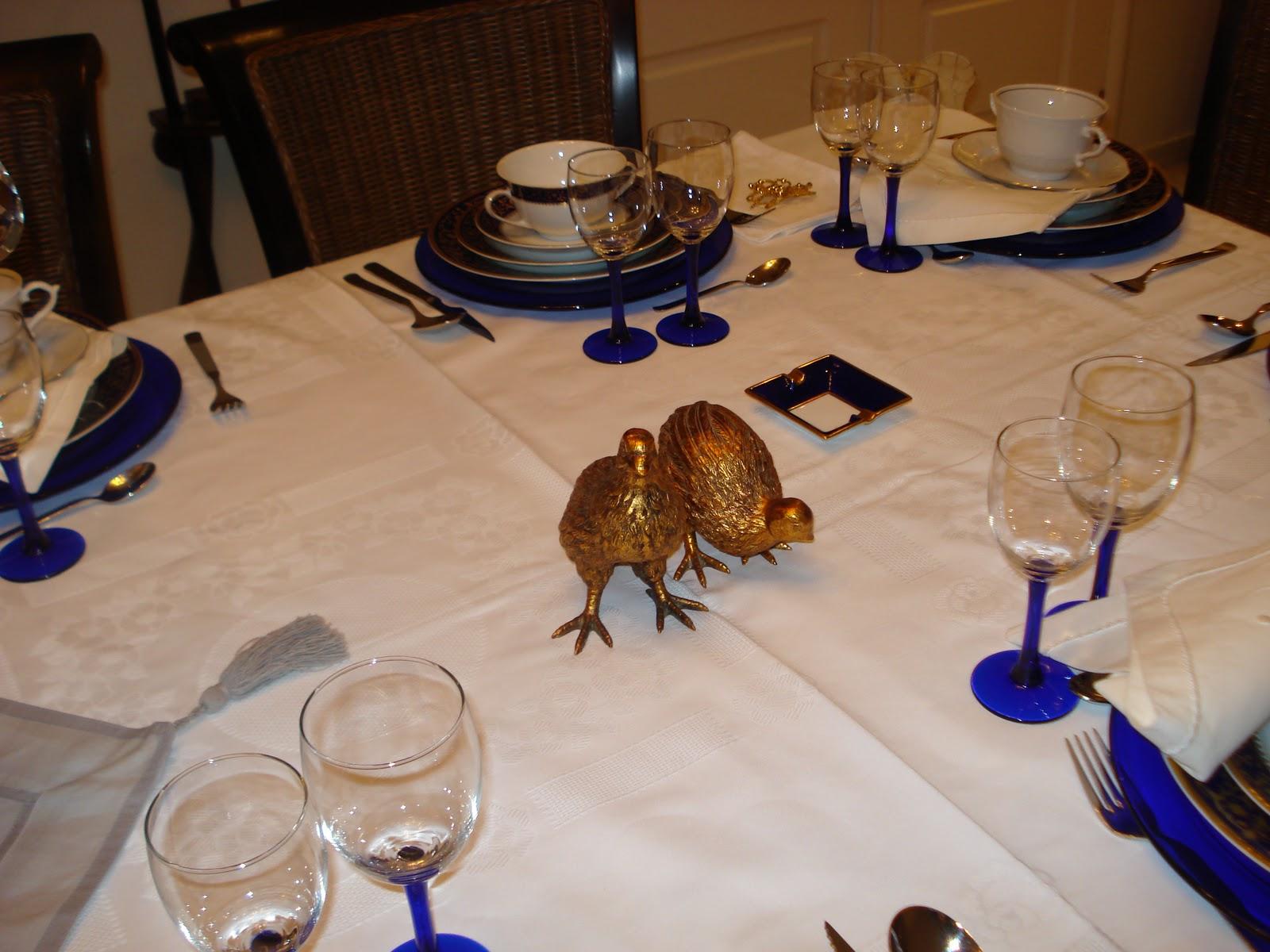 Las casas de pura mesas navide as - Bajo plato ikea ...