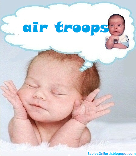 air troops