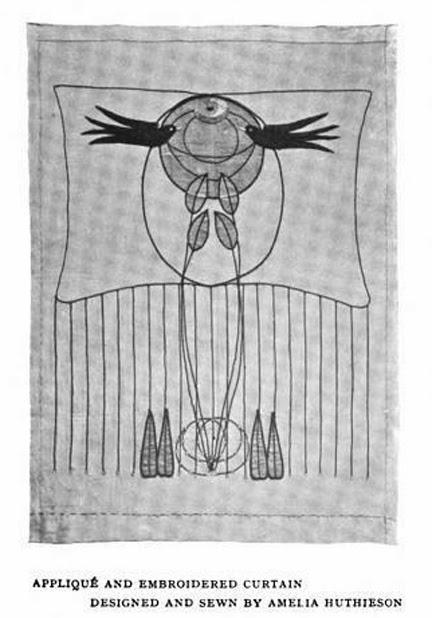 Historically modern quilts textiles design