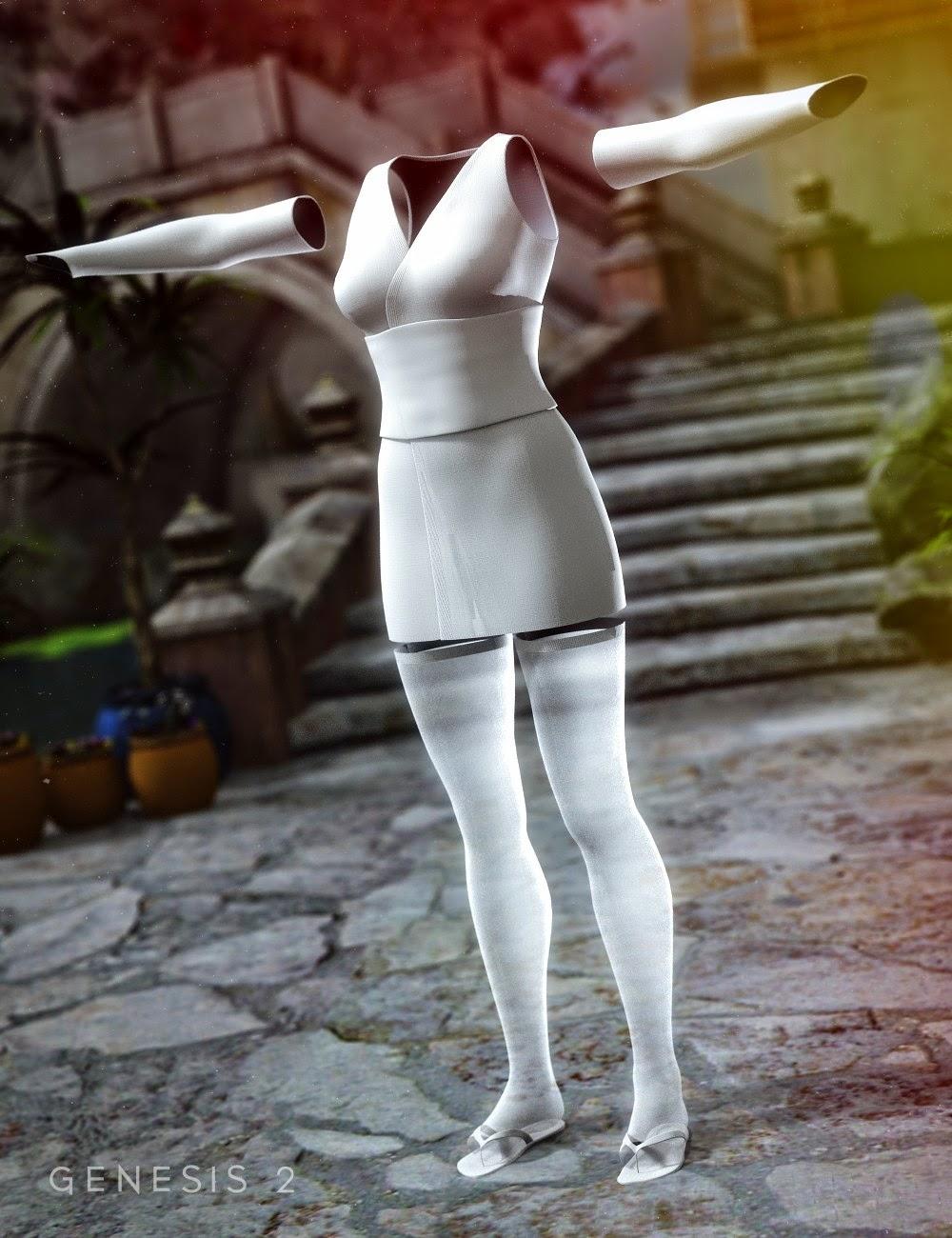 Shinobi shozoku pour Genesis 2 Femme