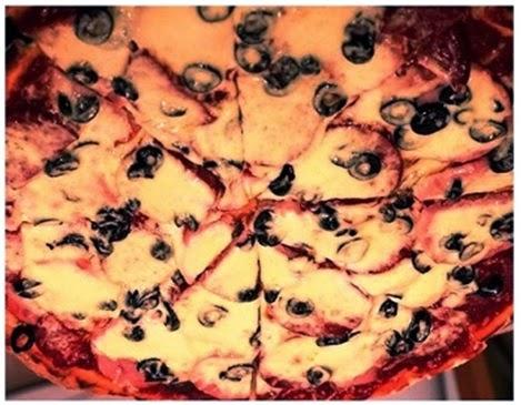 Home Made Super Pizza Recipe