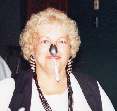 Climbing my Family Tree: I love this picture of my Aunt Barbara!