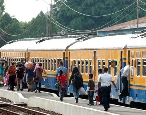Penjualan Tiket Kereta Api di Sumatera Utara Minim Pemesan