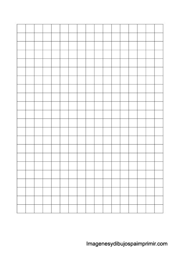 Folios cuadriculados para imprimir imagenes y dibujos for Paginas para hacer planos gratis