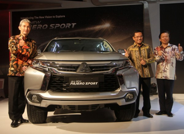 Peluncuran All New Pajero Sport 2016