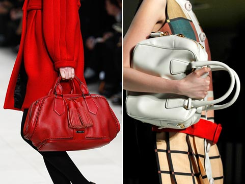 Fashion bags of fall to winter 2011/2012: the large sizes