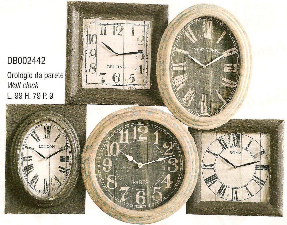 Cose della nonna orologi d 39 arredo for Orologi arredo