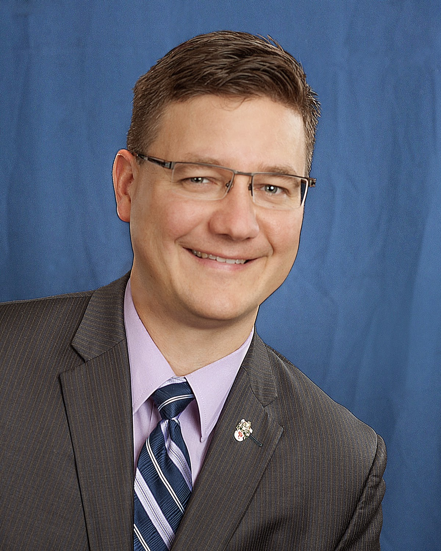 Mayor Dave Augustyn