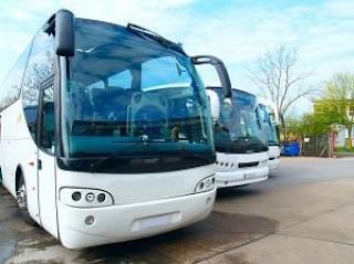 Bus door europa