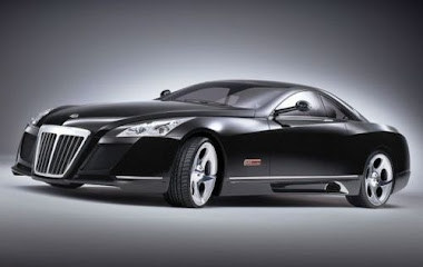 1CAR: MAYBACH EXELERO : Most Expensive Car In The World