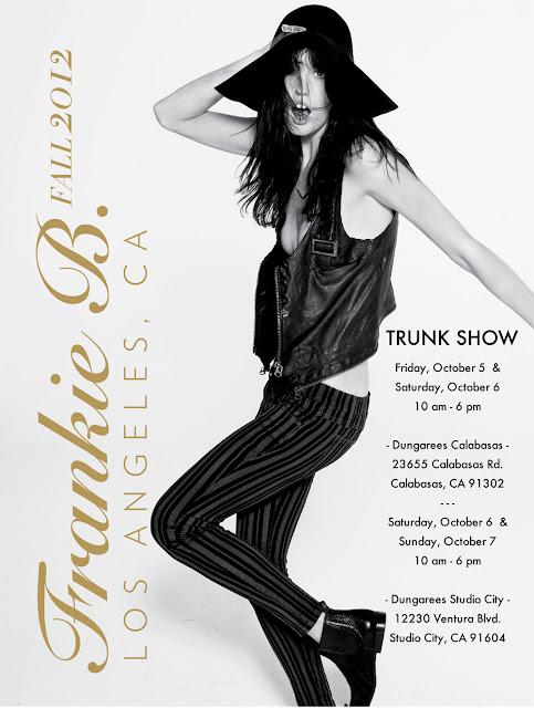 Frankie B. Trunk Show
