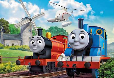 Gambar Thomas & Friends Wallpaper HD Tank Engine   Gambar Lucu Terbaru Cartoon Animation Pictures