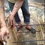 Cuộn điện gỗ keo