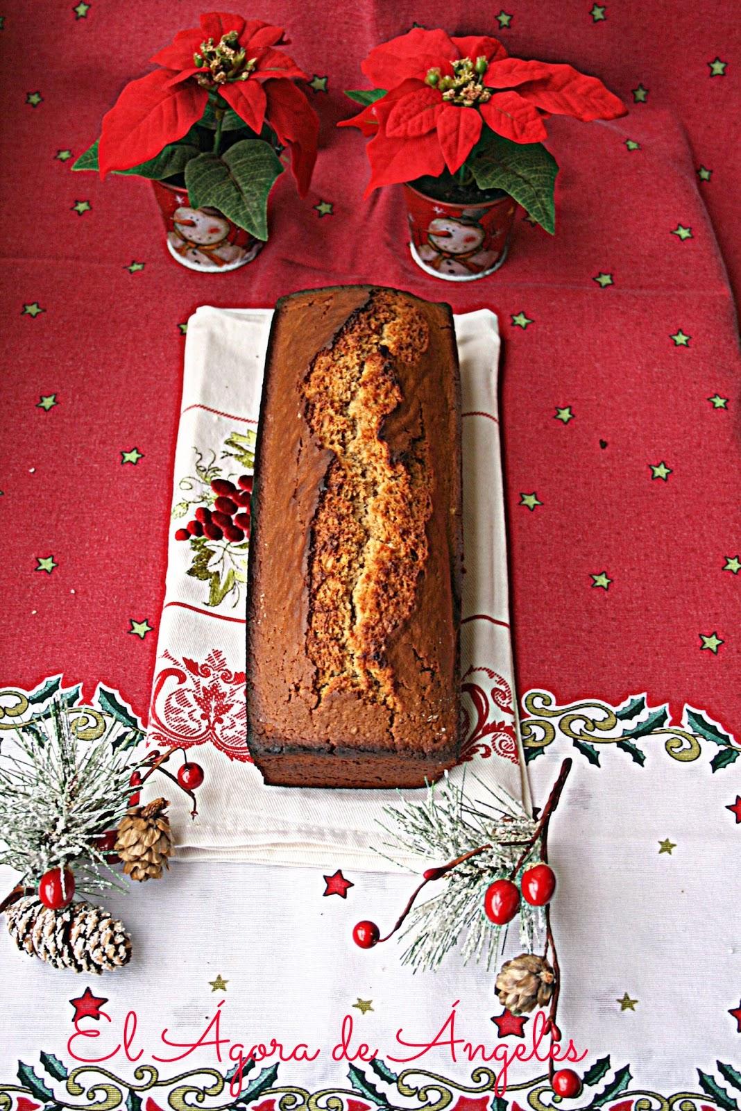 Pan de especias, Francia, Navidad