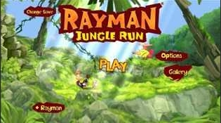 rayman jungle run 1.1 apk android free