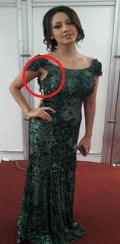 wirasakti: Gambar pakai gaun nipis hingga nampak aset dan ketiak di ...