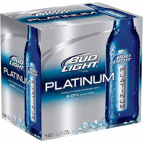 Beautiful It Will Be Interesting To See Where Bud Light Platinum Stands Ten Years  After Its Release (January, 2022). Amazing Design
