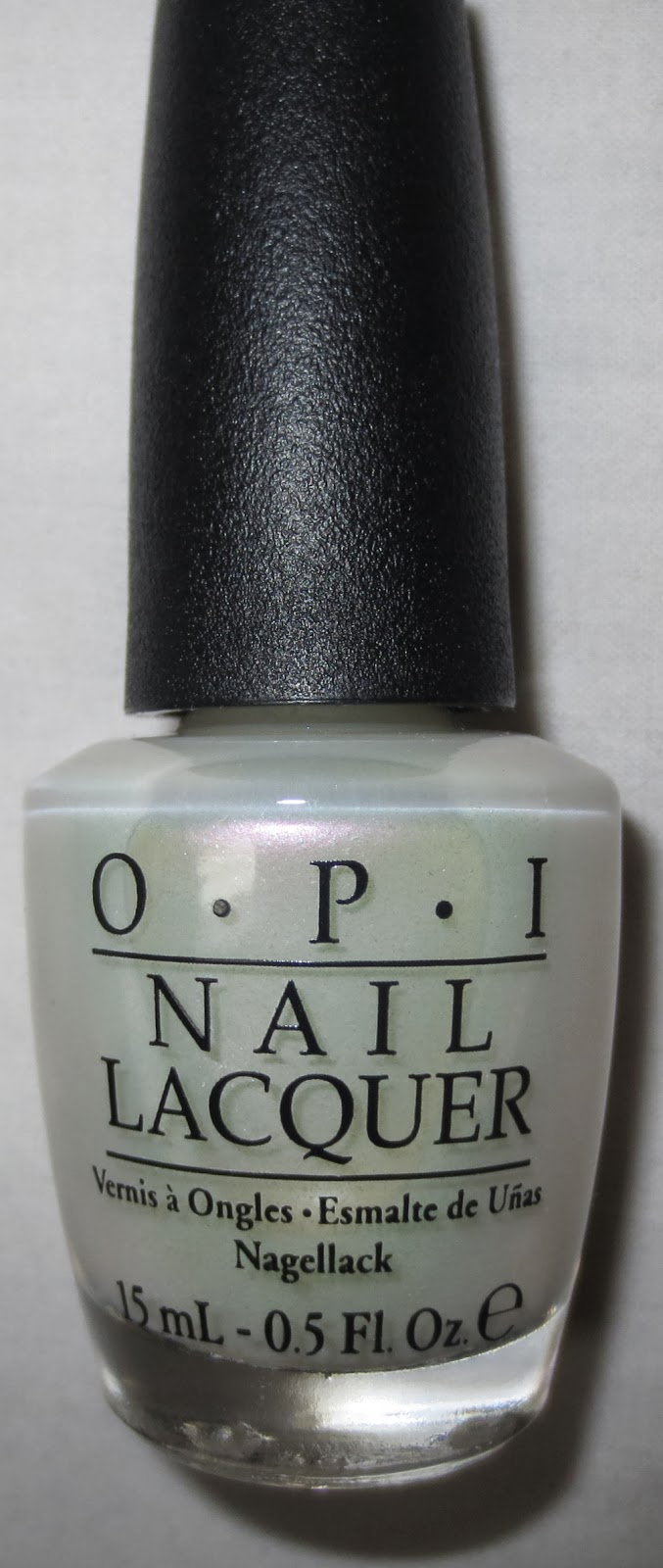 OPI Int'l Crime Caper Bottle
