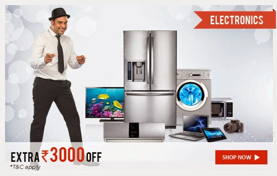 Snapdeal Diwali offer: Get Extra upto Rs. 3000 off on Electronics, fashion and Home || Recommended Categories