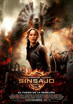 Ver Película Los juegos del hambre: Sinsajo – Parte1 Online Gratis (2014)