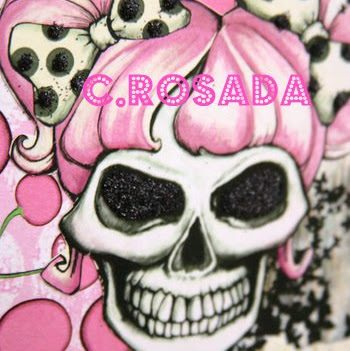 Calavera Rosada