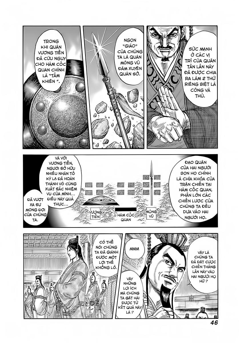 Kingdom - Vương Giả Thiên Hạ Chapter 319 page 3 - IZTruyenTranh.com