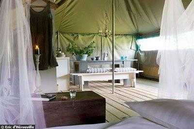 campings amb encant. Black Bedroom Furniture Sets. Home Design Ideas