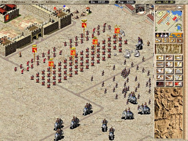 Free Download Caesar 3 PC Full Version Games (90MB) | Free
