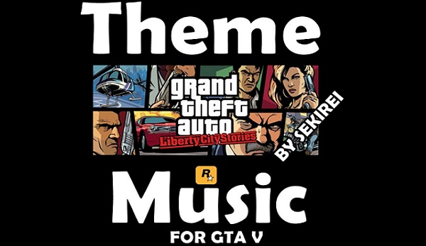 MOD Liberty City Stories Theme for Loading Music