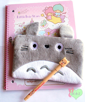 Kawaii Haul: Little Twin Stars, Totoro, Rilakkuma