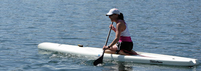 Tahoe-Truckee Stand Up Paddleboard races this summer