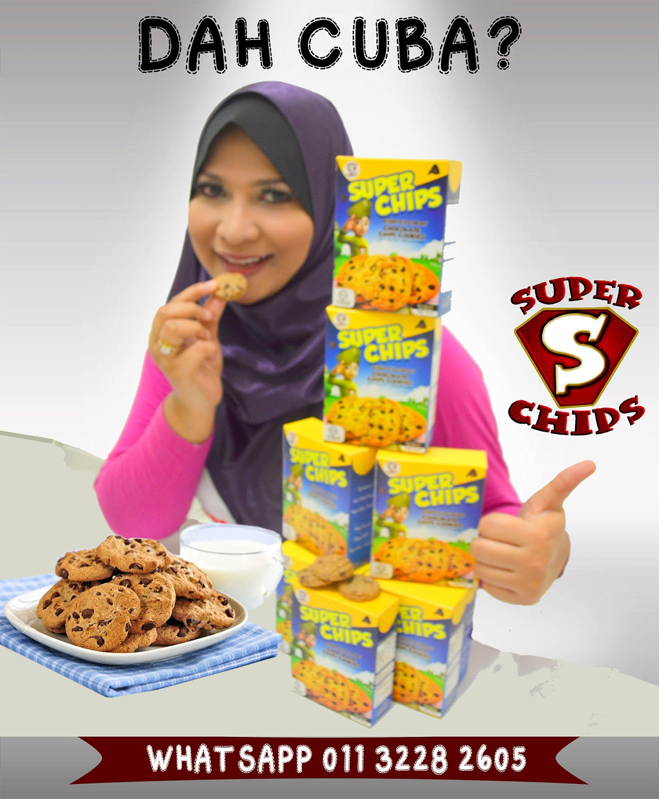 Super Chips Cookies