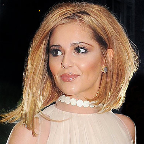 Cheryl Cole hair - The Asymmetric Bob
