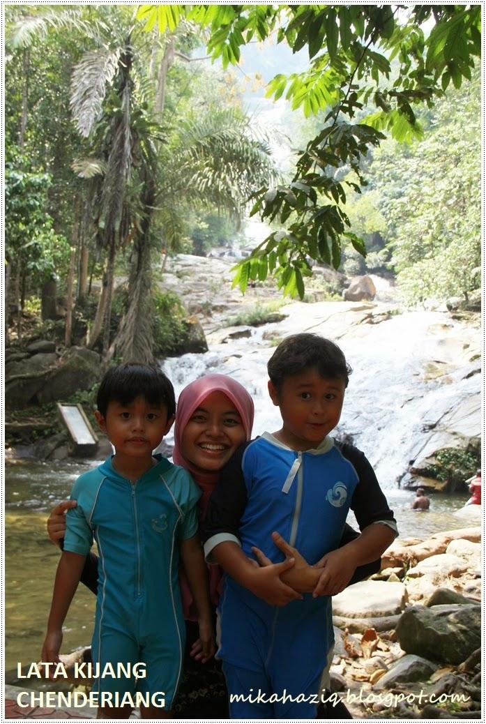perak waterfalls lata kijang tapah