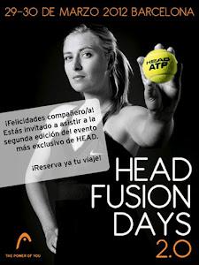 HEAD FUSION DAYS 2012