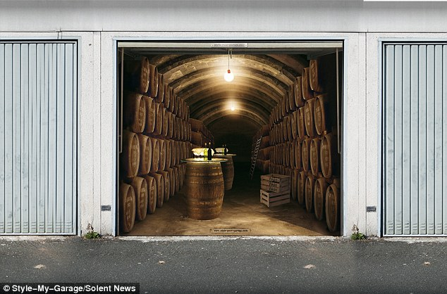 Simply Creative Garage Doors Art By Thomas Sassenbach
