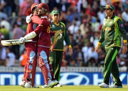 Pakistan tour of West Indies Livescores 2013, PAK vs WI Scorecards, Results