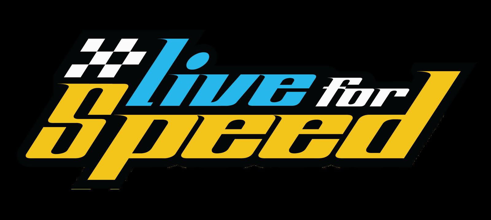Resultado de imagem para live for speed logo
