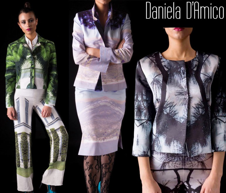 daniela damico spring 2014 collection