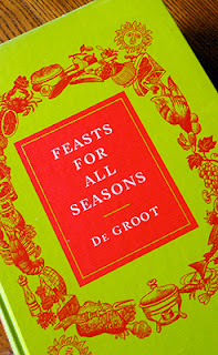 Photo of the Cookbook Feasts for All seasons