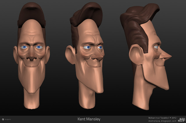... and textured in sculptris sculptris in almost every aspect is a