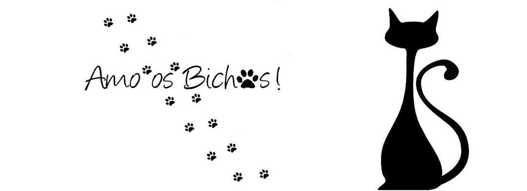 Amo os Bichos ♥ Love Pets
