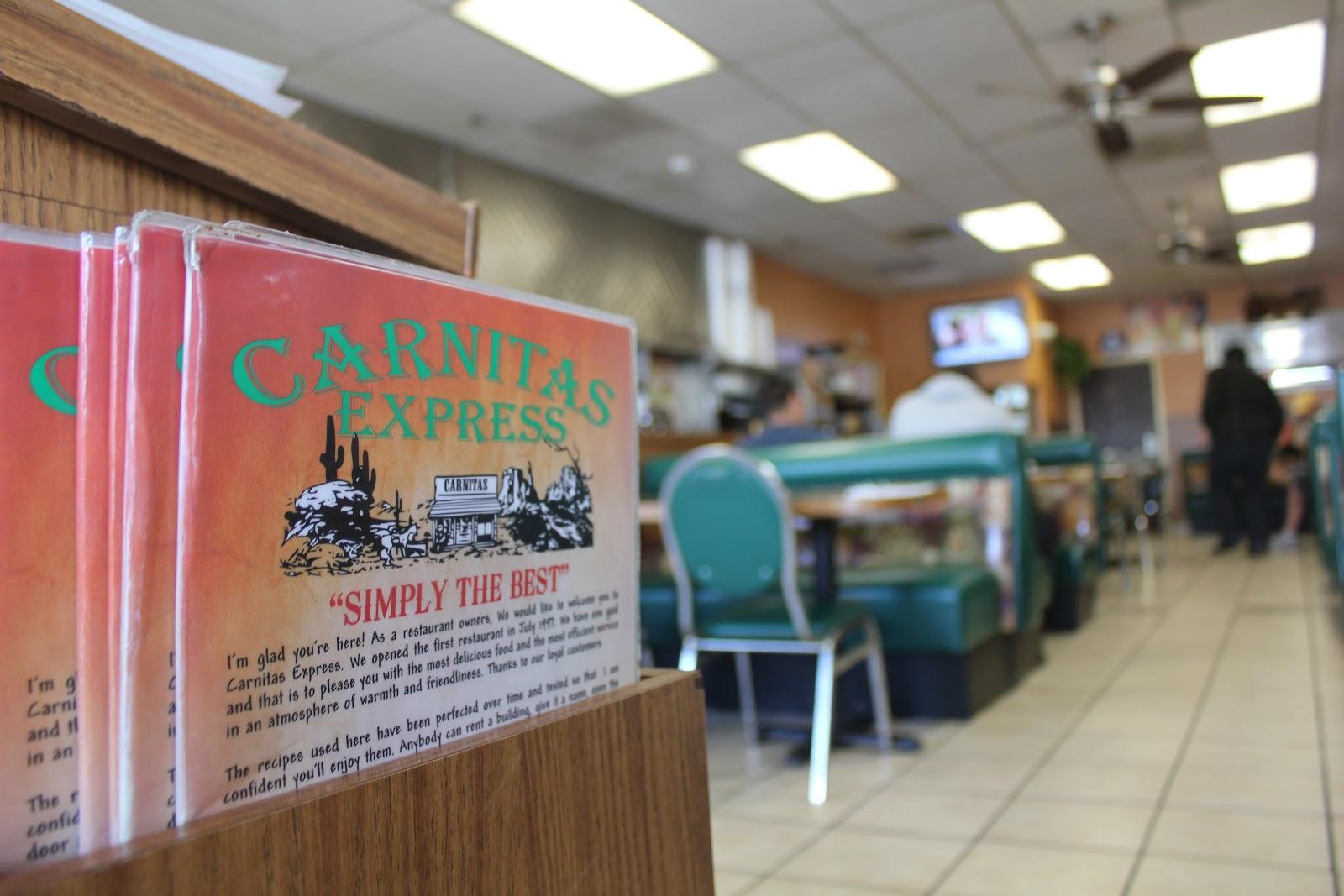Carnitas express menifee
