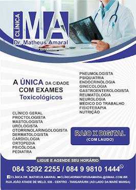 Clinica Dr. Matheus Amaral