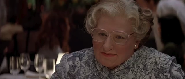 analysis on mrs doubtfire Mrs doubtfire (1993) on imdb: plot summary, synopsis, and more.