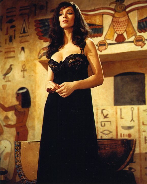 Yvonne Furneaux The Mummy