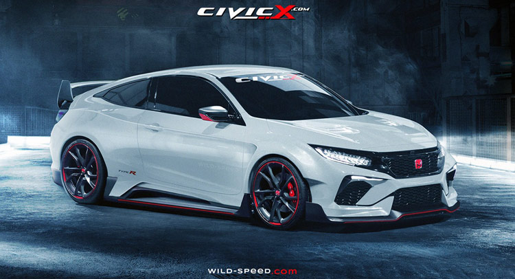 yay or nay 2017 honda civic coupe type r. Black Bedroom Furniture Sets. Home Design Ideas