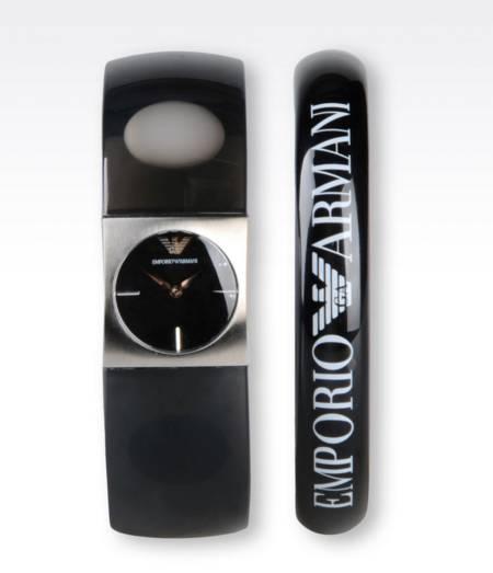 Reloj Armani en dos piezas