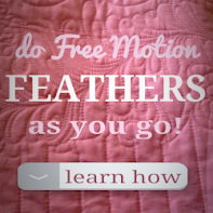 want Dozens of Feathers Designs to quilt? DISCOUNT IN LINK